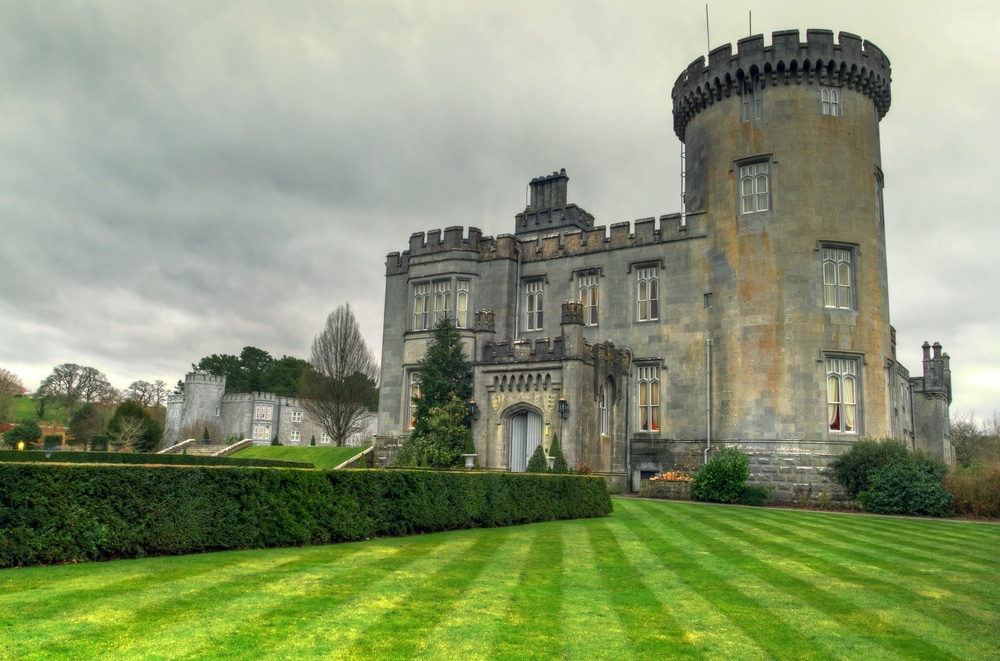 Destination Wedding Irish Castle