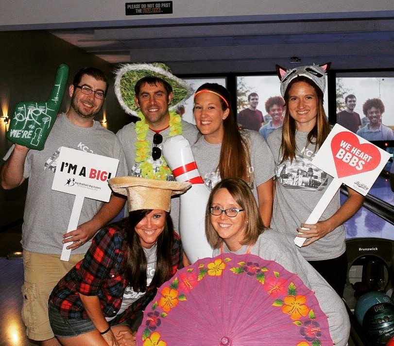 MTI Events Team At Bowl For Kids Sake