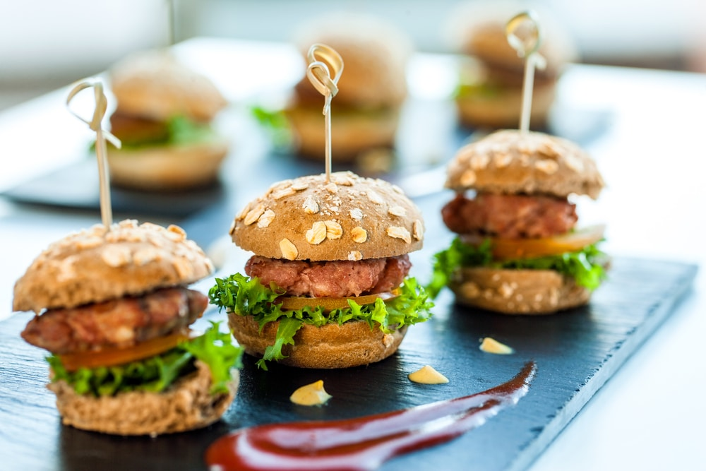 Catering Trends 2016