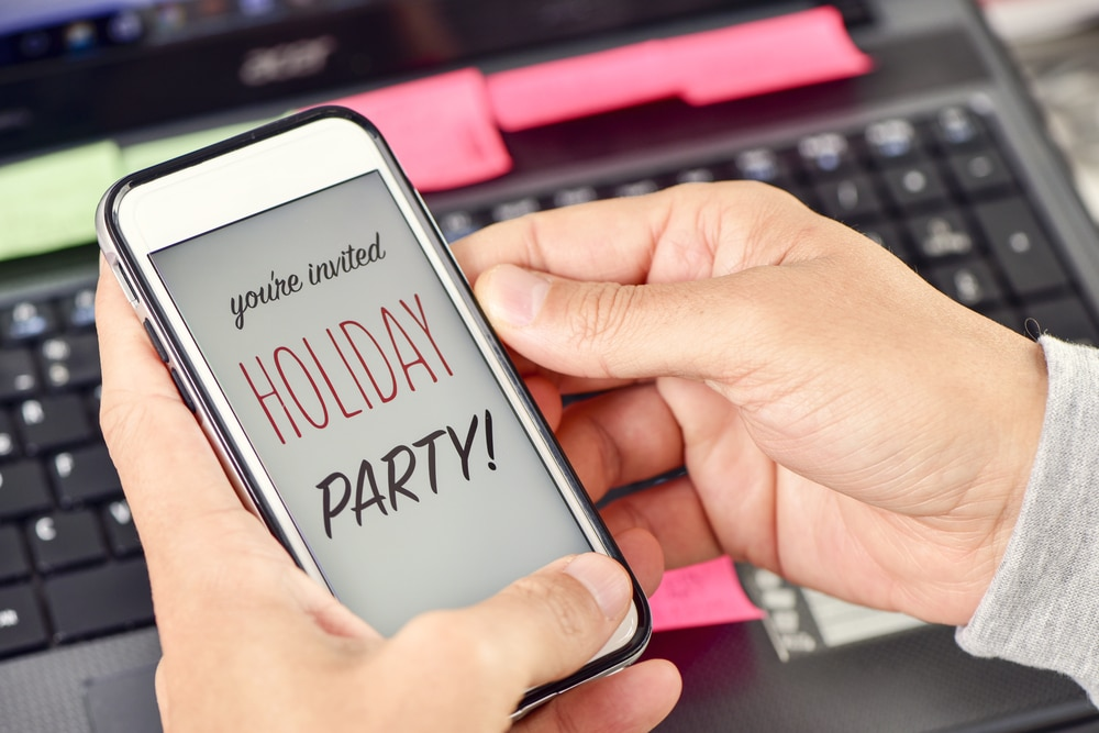 Holiday Office Party | MTI Events