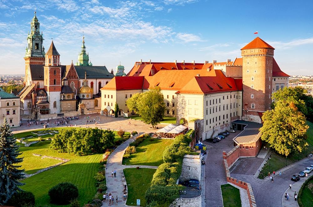 Walwel Castle, Krakow, Poland