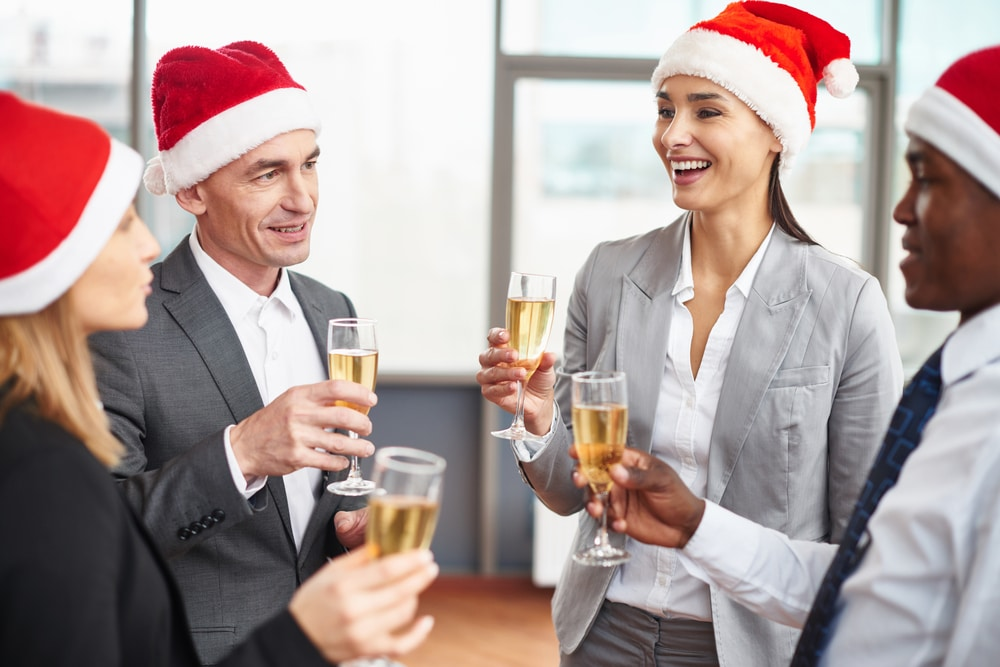 2017 Holiday Party Planning -MTI Events
