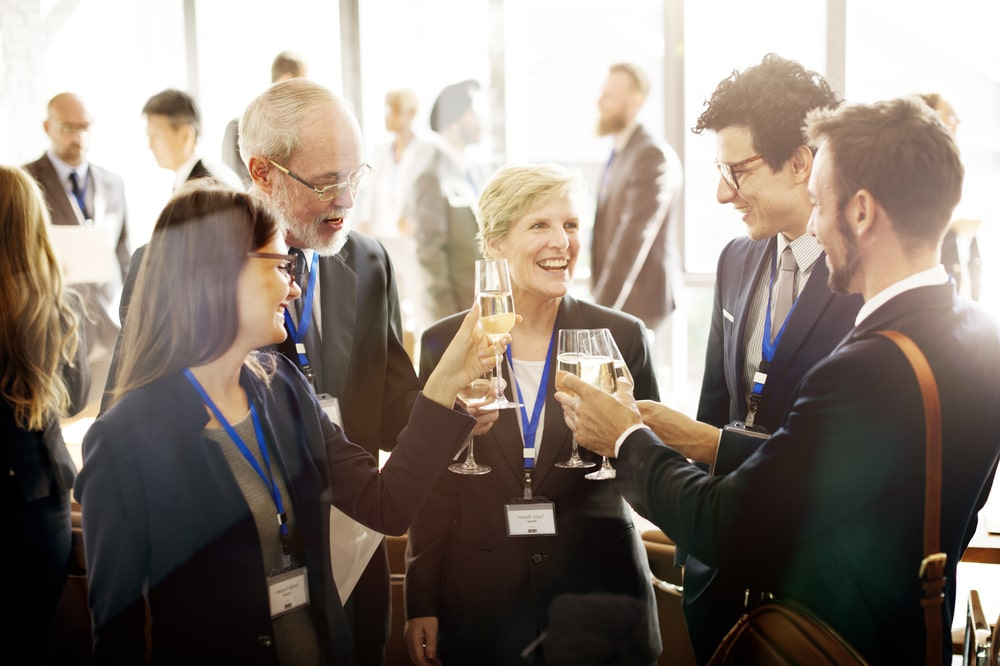 How To Encourage Networking At Your Events - Networking Events