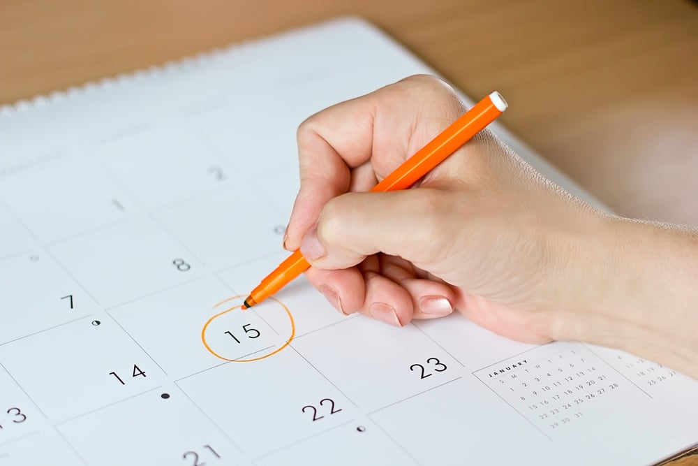 When Should I Schedule My Corporate Event?