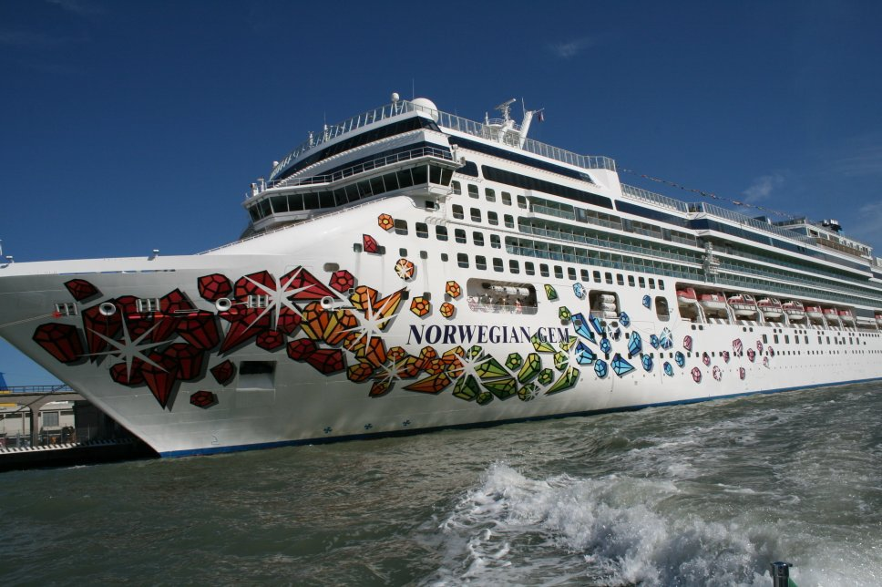 Norweigan cruise - mti events