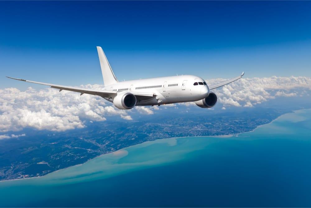 plane-in-air