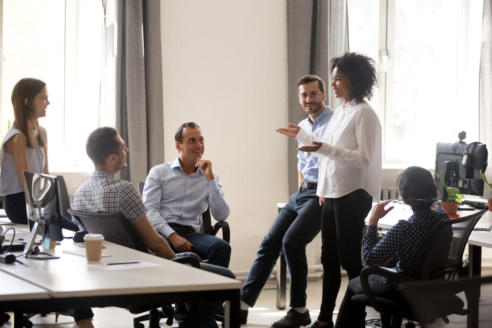Be A Better Leader: 5 Tips To Inspire Employees