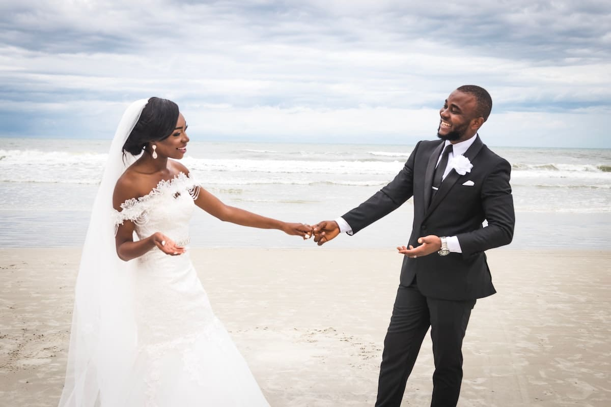 Getting married on the beach is a dream for many, and mti events can take that dream and make it a reality.